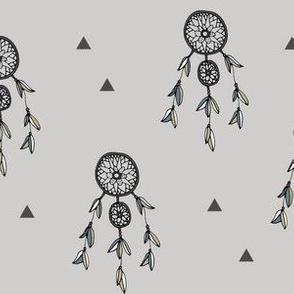 Dreamcatchers Gray