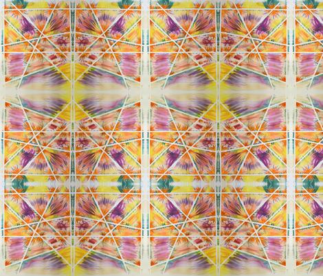 Geometric Desert fabric by sizemode on Spoonflower - custom fabric