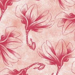 Hatched Magnolias - Matisse D