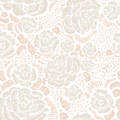 Rose Remix - clay/pale putty