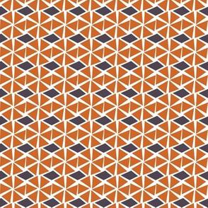 Wonky Orange Segments