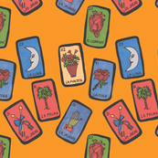 Lets play loteria!-orange