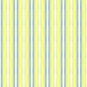 Blue and Yellow Stripes