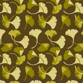 Ginkgo, Brown