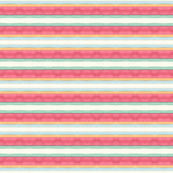 Watercolor Stripes Horizontal