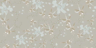 16-19G Taupe Blue Floral Fuscia Mountain Wedding_Miss Chiff Designs