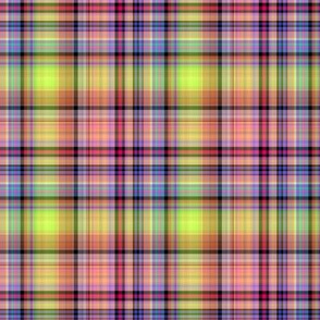 FRUITY LICORICE SWEETS CANDIES PLAID MADRAS
