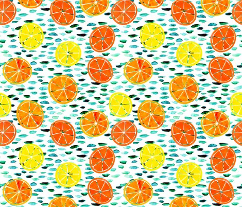 Rrcitrus_lily_pads_on_white_-_repeat_shop_preview