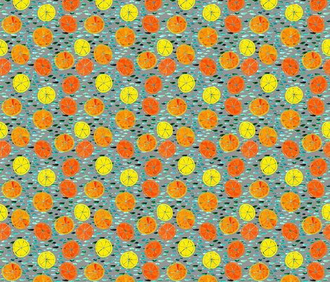 Rcitrus_lily_pads_gray_-_repeat_shop_preview
