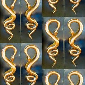 Snake door handles 2