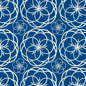 Indigo Blossoms