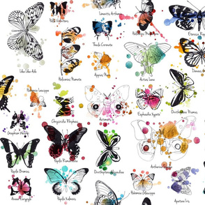 Julie's Mutterfly Collection