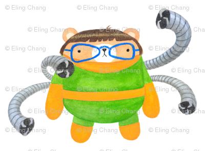 dr octobear