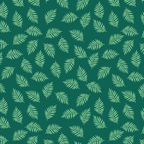 Teal Ferns