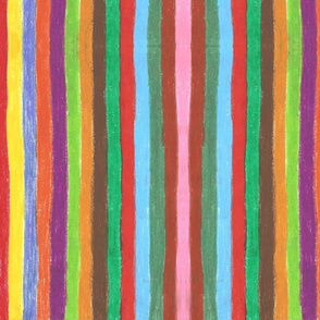 Stripes II by Sara Aurora Waters