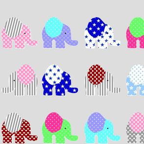 light elephants