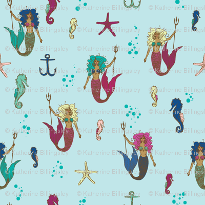 Mermaids in the Shallows