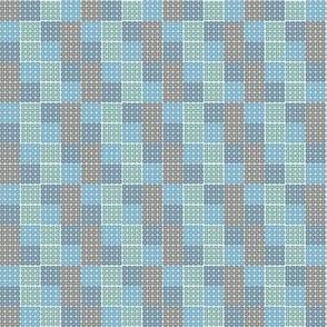 Falling squares.