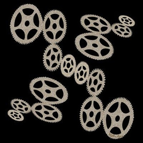 Gears in Space - Blythe Ayne