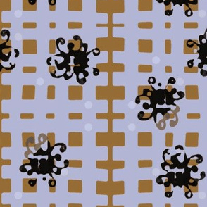 abstract bugs on mesh