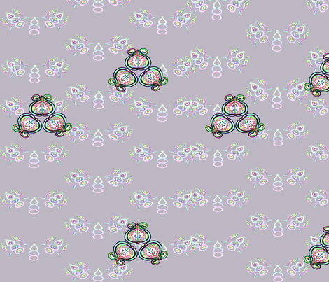 new_folk _baby  fabric by sparrow_design on Spoonflower - custom fabric