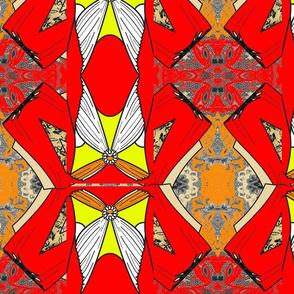 aura red