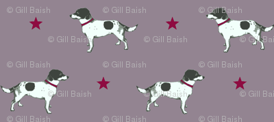 Jack Russell POPPY LILAC
