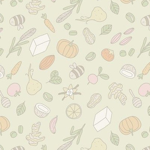 healthy food pattern