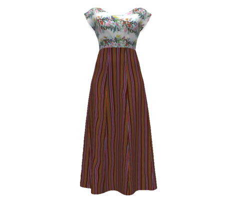 Folk Skirt