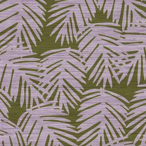 Katsuyah in Lilac