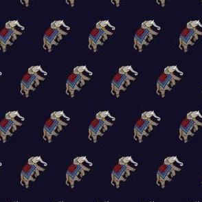 Lake Palace Udaipur Elephants