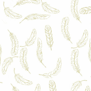 Fancy_feather_gold