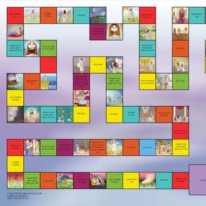 JDTTFYM game board: LARGE