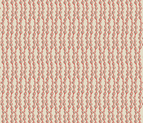 Seed Chain Light fabric by holly_helgeson on Spoonflower - custom fabric