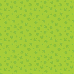 Gentle clover pattern
