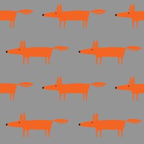 long fox