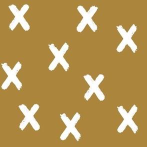 X_s_White_on_Gold