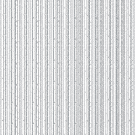Birch Trees Gray on White Background fabric by googoodoll on Spoonflower - custom fabric