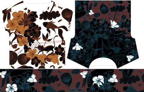 Remerones_2 fabric by pinky_nika on Spoonflower - custom fabric
