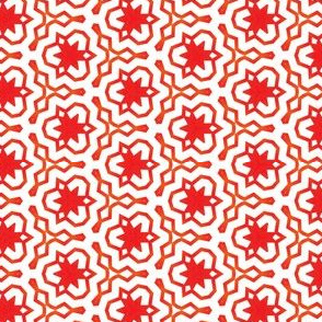 Geometric Starflower