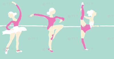 ballet class in mint