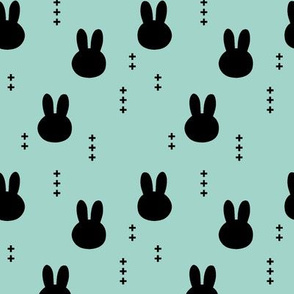 Bunny head (small scale) // c3