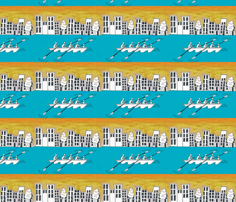 City Crew fabric by cathleenbronsky on Spoonflower - custom fabric