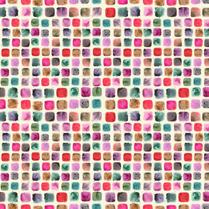 colors in suspense with pink 50