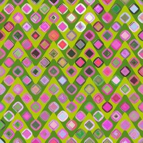 Samba Dots - spring