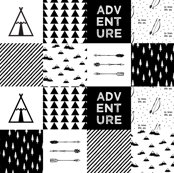 Adventure Patchwork // wholecloth