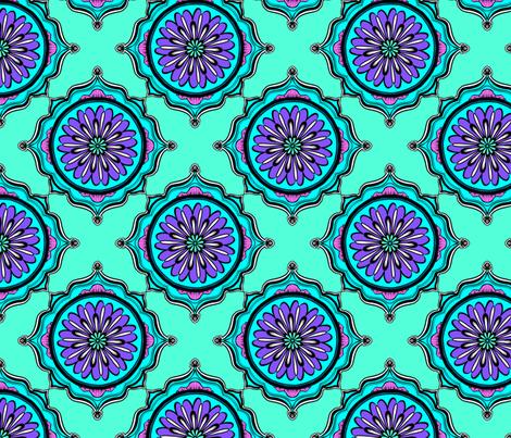 tile12 fabric by jadegordon on Spoonflower - custom fabric