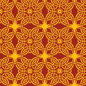 Chinese Knot Pattern