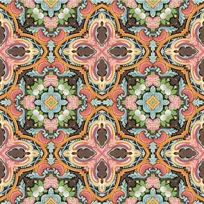 Baroque Tapestry