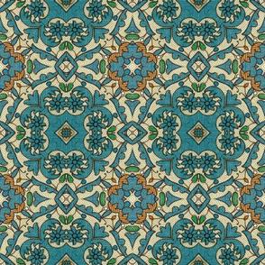 Old Scandinavian Pattern